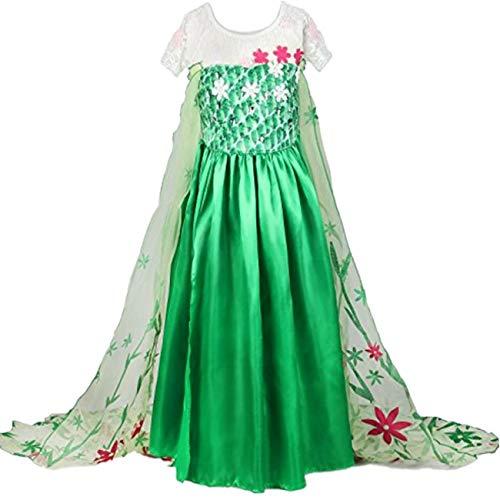 Top 10 Kleid Grün - Kostüme & Zubehör für Kinder - XeMtni