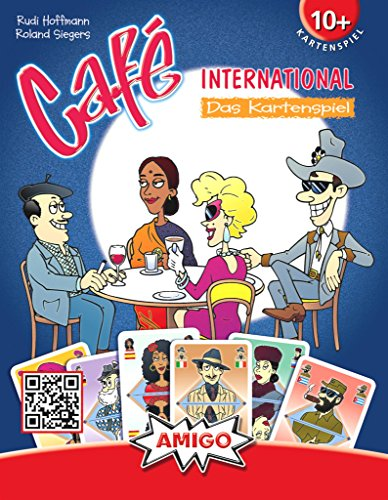 Cafe International Spielanleitung